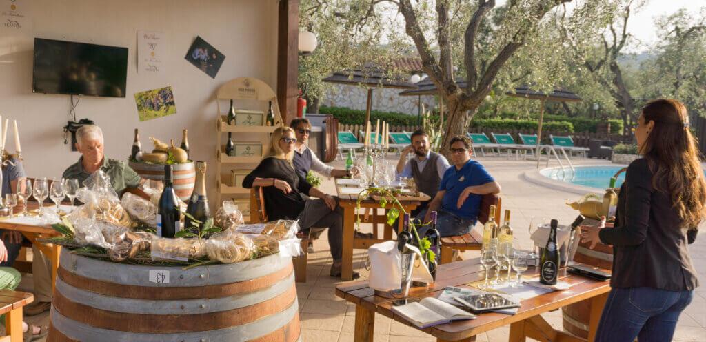 degustazioni di vino gargano Cantine Merinum